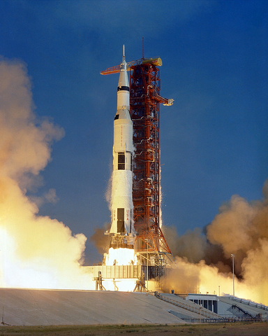 Penn State to Commemorate Apollo 11 Anniversary with Model Rocket Launch Event