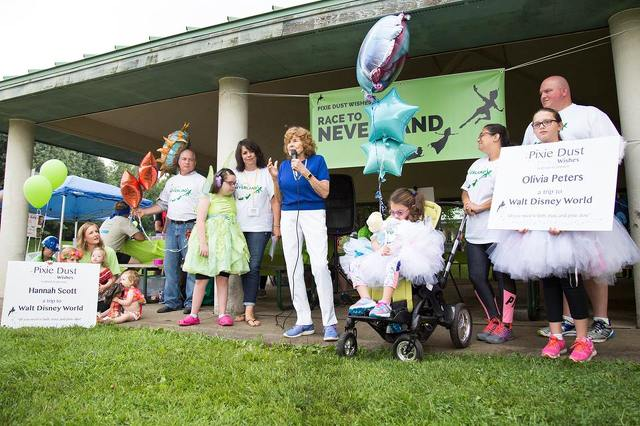 'Race to Neverland' to Support Nonprofit's Growing Efforts to Make Disney Dreams Come True