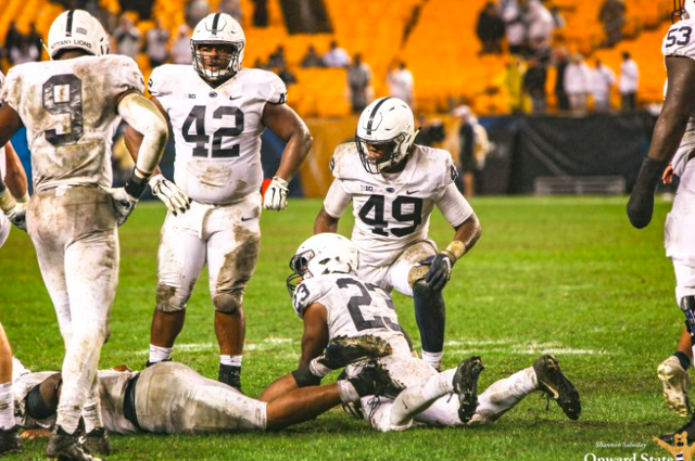 Penn State Football: Ellison Jordan No Longer Listed on Roster