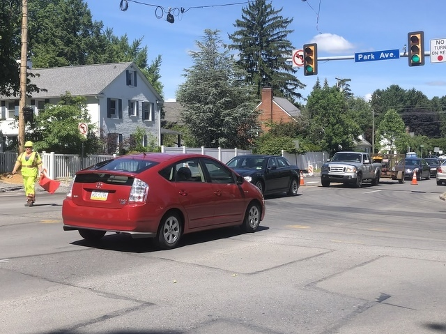 Lengthy Travel Delays Expected Again on North Atherton Street