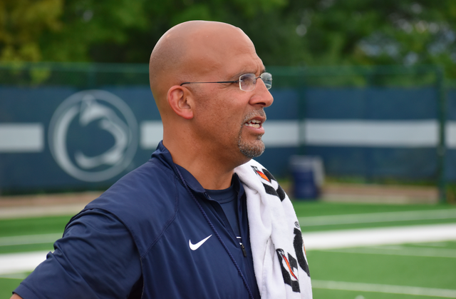 Penn State Football: Franklin Talks Potential HBO Show