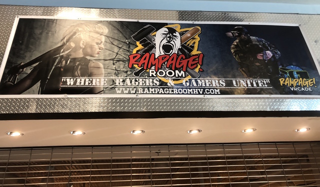 Rampage Room to Hold Grand Opening
