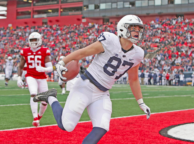Penn State Football: Nittany Lions Name Eight Captains Ahead Of Week 1