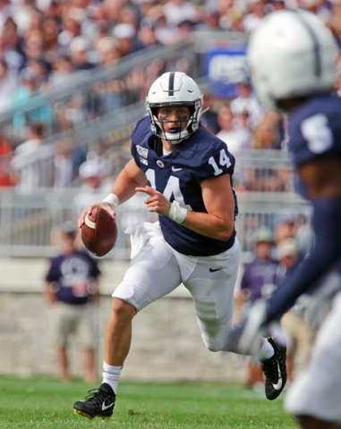 Penn State Football: For Clifford And Hamler, The Bromance Has Been Years In The Making