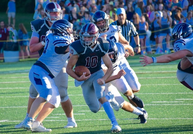 State College Clashes with Hollidaysburg and County Teams Face Off in Week 3
