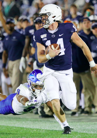 Penn State Football: The Long & Short of Saturday Night's Drives