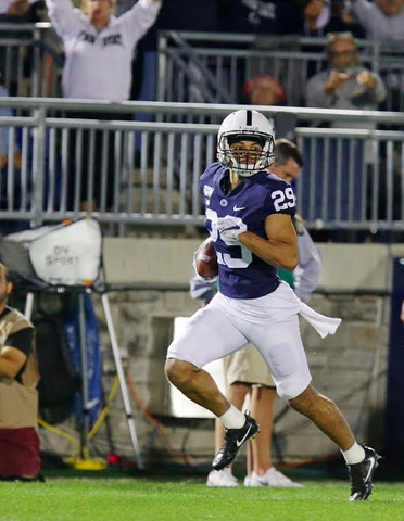 Penn State Football: For A Young Team, Big Plays By Veterans All The More Important