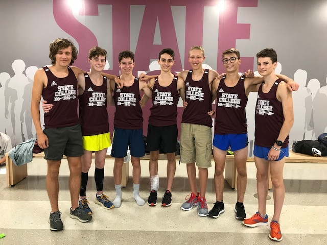 State College Boys' Cross Country Looks to Defend Conference, District Titles in 2019