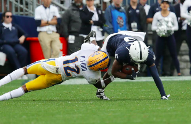 Penn State Football: Handing Out The Grades Following The Nittany Lions' Win Over Pitt