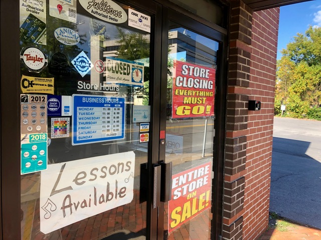 Penn State Won't Renew Leases for 3 North Atherton Street Businesses
