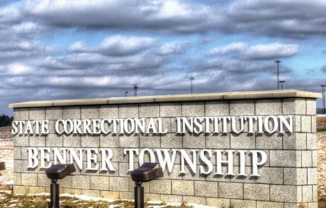 Inmate Death Reported at SCI-Benner Township