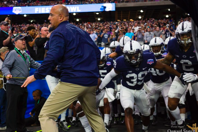 Penn State Football: Franklin Not Worried About Distractions With HBO In Town
