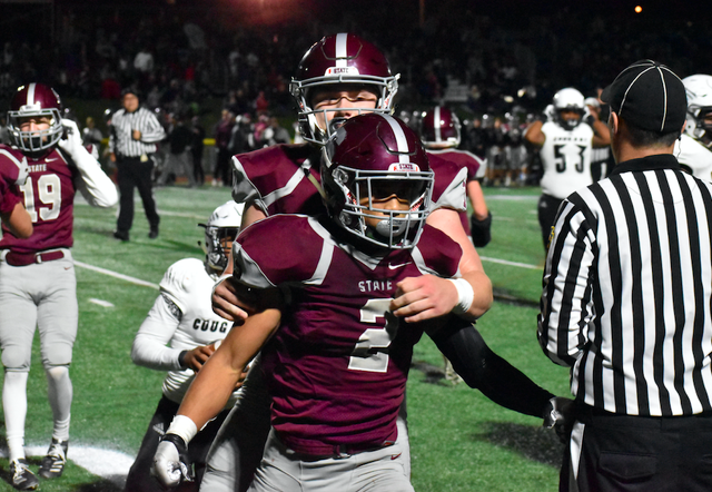Green Shines As State College Beats Harrisburg 21-6 To Stay Unbeaten