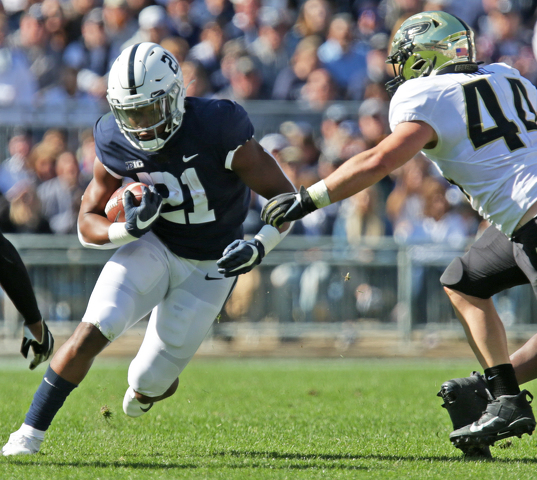 Should Noah Cain be Penn State's No. 1 Running Back?