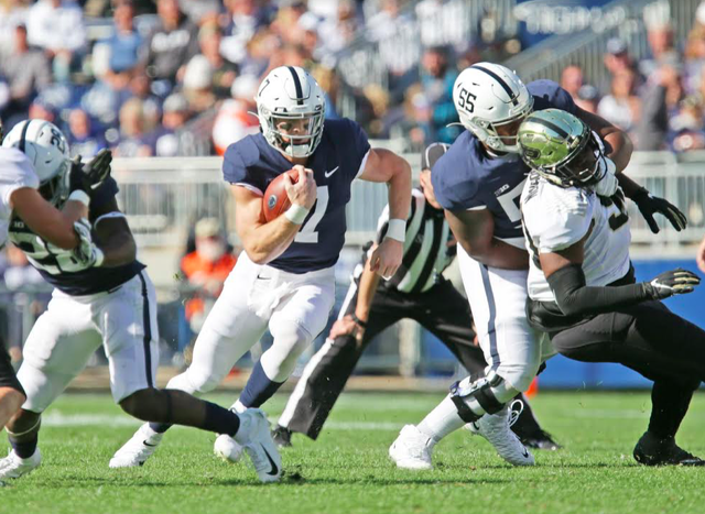 Penn State Football: Handing Out The Grades Following The Nittany Lions' Win Over Purdue