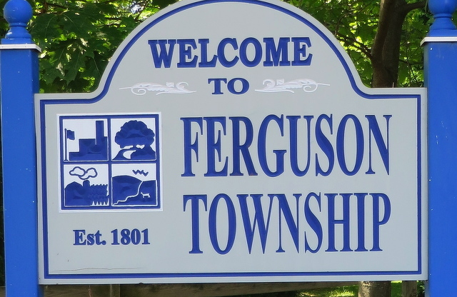 Ferguson Township Seeks Grant for Streetscape Improvements