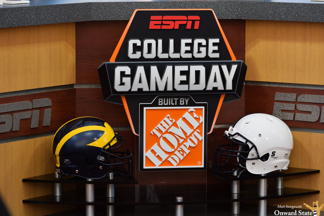 College GameDay to Broadcast from HUB Lawn