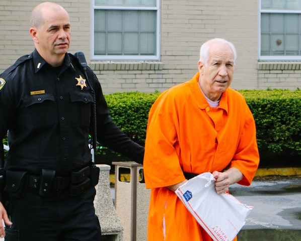 Sandusky Files Appeal in Federal Court