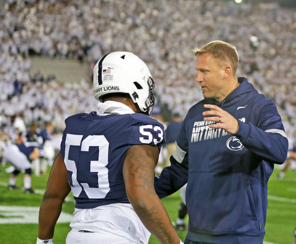 Penn State Football: Franklin And Staff Look To Buck Trend Against Michigan State