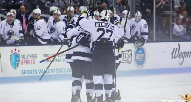 Penn State Hockey: No. 12 Nittany Lions Sweep No. 7 Wisconsin With 4-2 Win