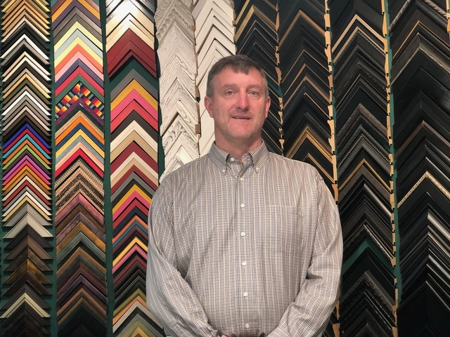 Framing Company Celebrating 25th Year in Business