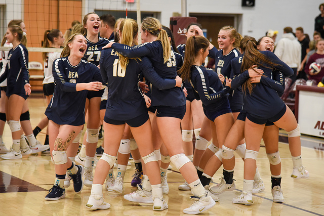 BEA, State College Girls' Volleyball Head to PIAA Quarterfinals
