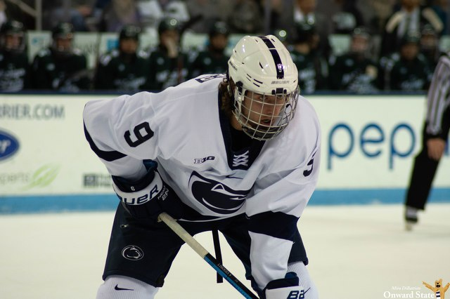 No. 6 Penn State Hockey Bounces Back to Beat Michigan State