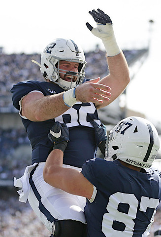 The Football Part of Penn State Football