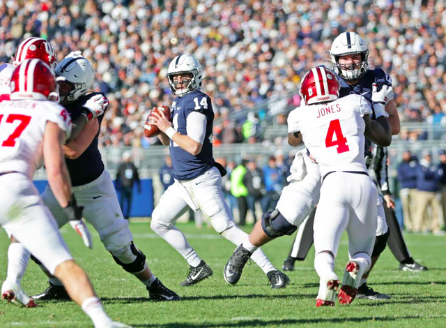 Penn State Football: Handing Out the Grades Following the Nittany Lions' Win over Indiana