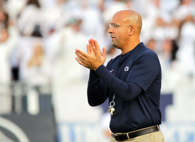Penn State Football: Five Things to Watch as the Nittany Lions Take on Ohio State