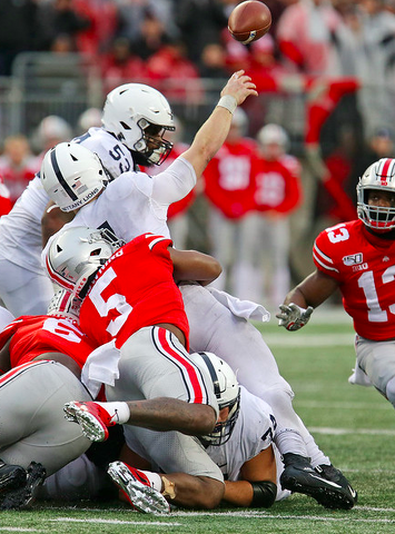 No Offense in The Horseshoe: How It Didn't Line up for Penn State