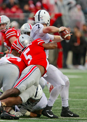 Penn State Football: Clifford a Game-Time Decision Saturday Against Rutgers
