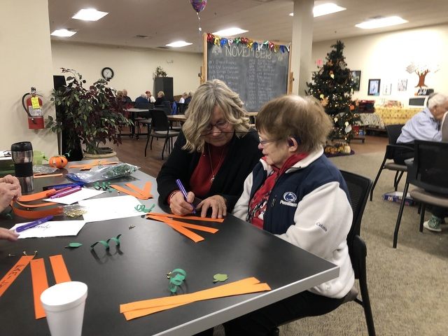 Active Adult Center looking to renovate