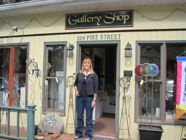 A Talent Showcase: The Gallery Shop Helps Artists Connect with the Public