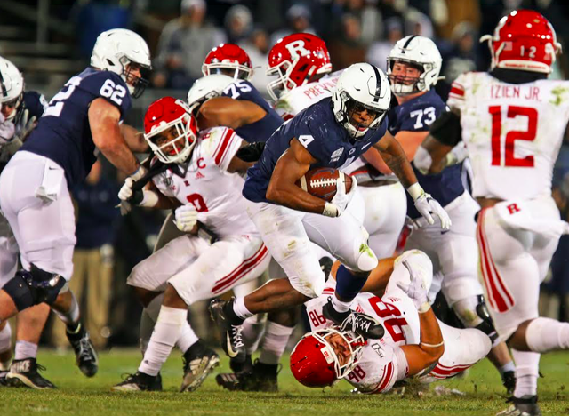 Penn State Football: Handing Out The Grades Following The Nittany Lion's Win Over Rutgers
