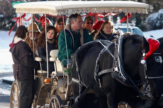 Boalsburg Hometown Christmas Shares the Village's Rich History