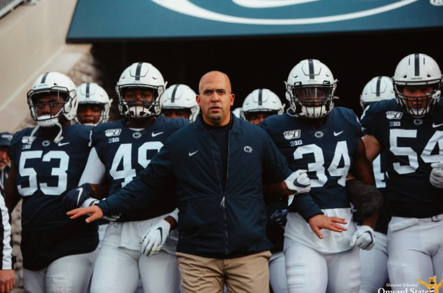 Five-Star Punter Levi Forrest Commits To Penn State Football