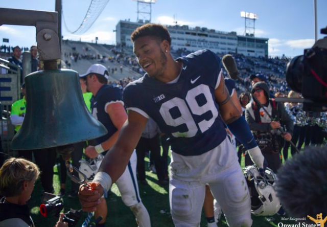 Penn State Football: Yetur Gross-Matos to Forgo Final Season, Enter NFL Draft
