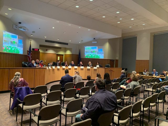 11 Interim Mayor Applicants Present to Borough Council