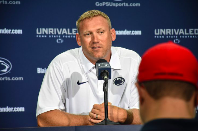 Penn State Football: Rahne Named Head Coach at Old Dominion