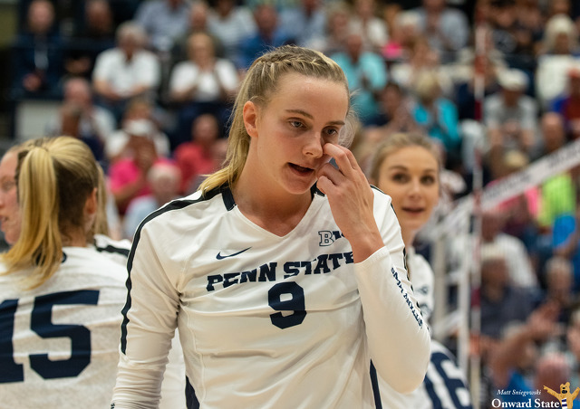Penn State Women's Volleyball Season Ends with Loss to Stanford