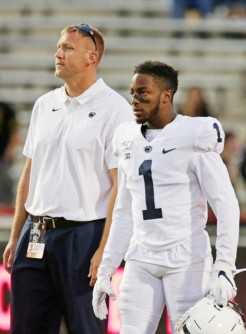 Penn State Football: What James Franklin May Value in an Offensive Coordinator (and What Mike Gundy Has to Do With It)