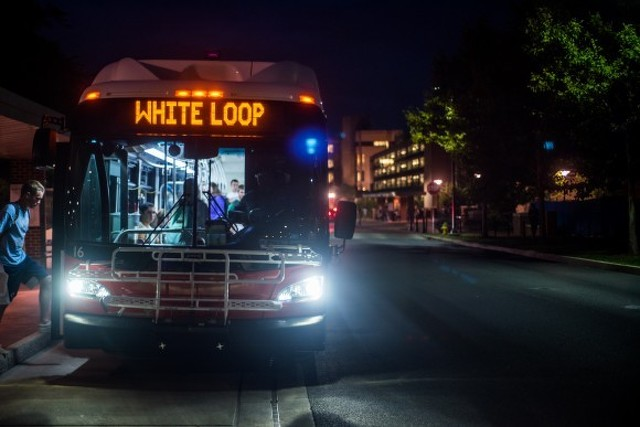 CATA Offering Expanded White Loop Service During First Night
