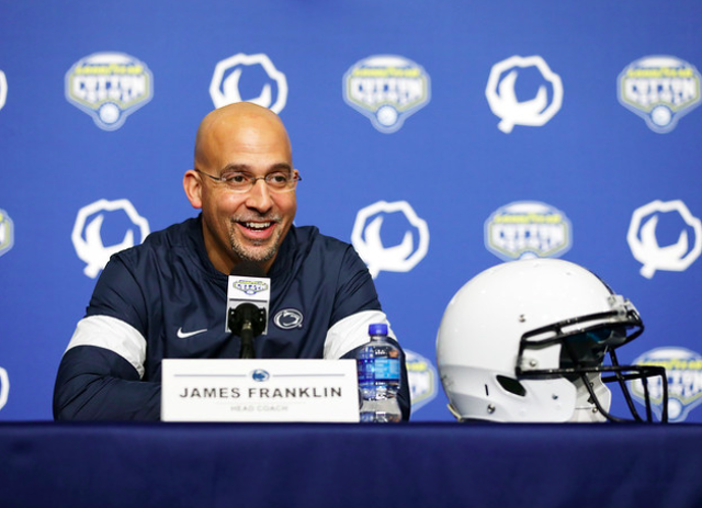 Penn State Football: Barbour Talks Franklin Negotiations and More During Annual Bowl Update