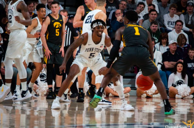 Penn State Basketball: Nittany Lions Land At No. 20 In Latest AP Poll
