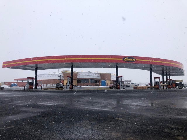 Rutter's on Pace for February Opening