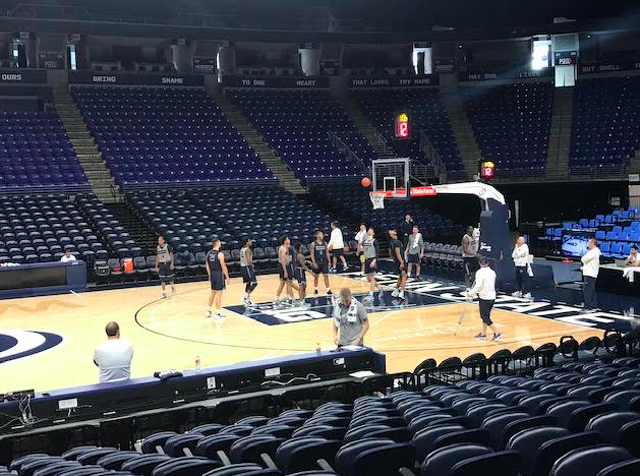 Embedded: Three Days Behind The Scenes With Penn State Basketball