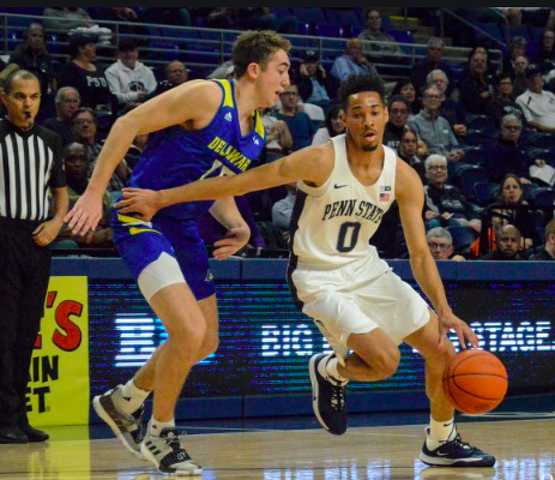 Penn State Basketball: Jones Can Get Hot In A Hurry