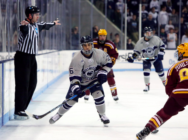 Penn State Hockey: Eight Games To Go As Nittany Lions Look To Pace Big Ten Title Race