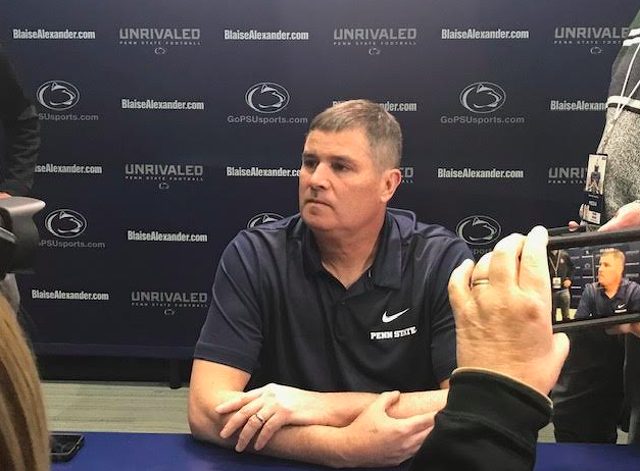 Penn State Football: Ciarrocca Hoping to Hit All the Right Notes as Nittany Lion Offense Starts New Chapter